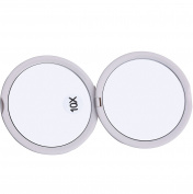 Miss Sweet Compact Mirror Purse Mirror Pocket Mirror Travel Mirror Compact for Beauty Makeup True image & 10X Magnification