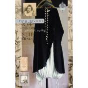 "TINA GIVENS ""POPPY SHIRT & SLIP"" Sewing Pattern"