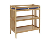 Westwood Design Echo Changing Table with Pad, Natural