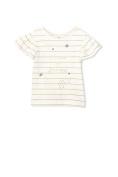 Cotton On Baby Bonnie Short Sleeve Flutter Tee