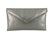LONI Women's Synthetic Envelope Clutch /Bag