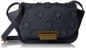 ZAC Zac Posen Eartha Accordian-Blue