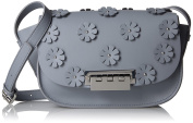 ZAC Zac Posen Eartha Accordian-Grey