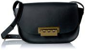 ZAC Zac Posen Eartha Accordian-Black