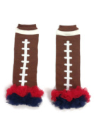Rush Dance Team Colours Football Touch Down Baby/ Toddler Leg Warmer