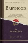 Babyhood, Vol. 15