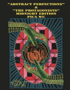 """Abstract Perfections"" & ""The Protagonists"" Midnight Edition  : Adult Coloring Fun for All ..."