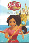 Disney Elena of Avalor Classroom Exchange Valentines with Tattoos ~ 32 count