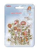 Scrapberry's A6 Unmounted Clear Stamp Set - Sweetheart