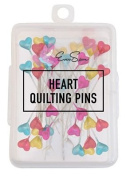 Heart Quilting Pins by Ever Sewn