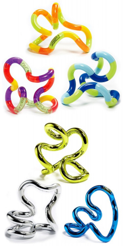 Tangle creations 6 pack metallic and classic tangle jr for Tangle creations ebay