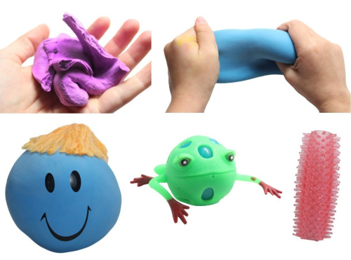 Toys For Sensory Processing Disorder : Sensory bundle tactile toy assortment for