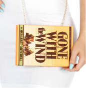 Knitting Factory Book Clutch Selection Perfect for Book Lovers