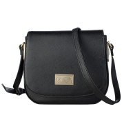 La Clé LA-010 Structured Mini Small Crossbody Bag