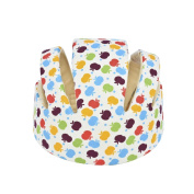 Newcomdigi Baby Caps a Head Protector From Corner Adjustable Colourful