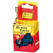 """Fridolin 150440cm Alle Meine Entchen"""" Rizz's Music Box"""