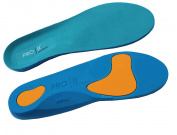 Pro11 wellbeing Orthotic sports insoles for trainers walking or work boots shoes
