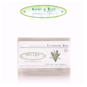Glycerine Floral Fragrance Soap - With Calendula Oil - 100gr. - Lily Of The Valley