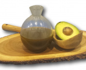 Avocado Oil - Virgin Organic - 1 Litre - Cold Pressed 100% Pure by TheSoapery