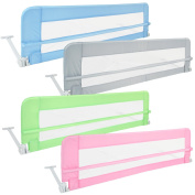 Infantastic Child Secure Bed Rail Baby Safety Bed Guard - Choice of Colour/Size