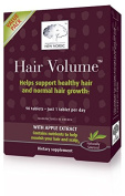 Hair Volume With Apple Extract, 90 Tablets - New Nordic US Inc - UK Seller