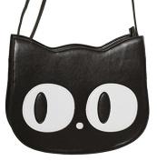 Banned Apparel Addis Kitty Shoulder Bag