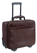 Elba 220520 - Trolley Pierre Urban Brown Leather 42x23x44