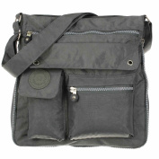 Antonio Women's Shoulder Bag Grey