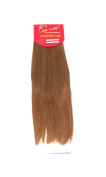 46cm Premium Indian Remy Angel 100% Human Hair Extension Weave 113g #S6