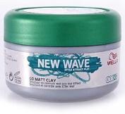 Wella New Wave Go Matt Clay 75ml