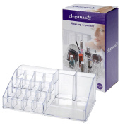 Acrylic Clear 16 Compartment Make Up/Lipstick Organiser