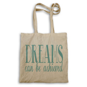Dreams can be achieved Novelty Tote bag r97r