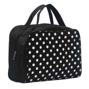 Fulltime(TM) Portable Multifunction Travel Cosmetic Bag Makeup Pouch Toiletry Case