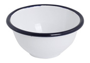 Redecker 668511 Shave Soap Bowl with Enamel, Diameter 11 cm