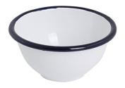 Redecker 668511 Shave Soap Bowl with Enamel, Diameter 11 cm