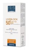 Isis Pharma Uveblock Spf 50+ Tint Light Fluid Cream 40ml Skin Capital by SKIN CAPITAL SHOPS