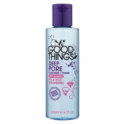 Good Things Deep Pore Anti Blemish cleanser + Toner 200ml
