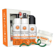 PHB Brightening Skin Care Gift Set