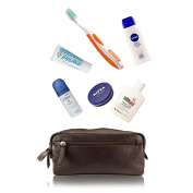 ChackPack Travel Set Becker Manicure Brown Unisex