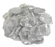 Liroyal 1000 Ivory Silk Rose Petals - Great For Valentines