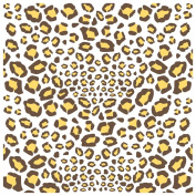 Vinyl Boutique Shop Craft Heat Transfer Safari Animal Patterns Vinyl Sheet Heat Transfer Vinyl HT-0095-9