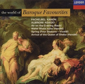 the world of Baroque Favourites