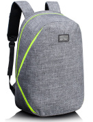 Leaper Water Resistant Anti-Theft Backpack Multipurpose Notebook Travel Bag for 38cm Laptop