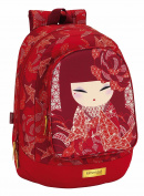Safta School Backpack, red (red) - 077596