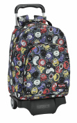 Safta School Backpack, multicoloured (multicolour) - 077621