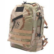 Tiger Storm US Army Assault Premium Backpack Outdoor Camping Back Pack