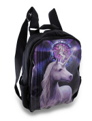 Anne Stokes Enlightenment Unicorn 15 X 12 Backpack Book Bag