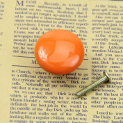 Ceramic Round Cabinet Cupboard Drawer Wardrobe Knob Pull Handle Candy Colour By MEXUD