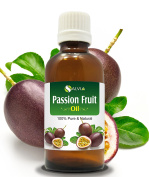 PASSION FRUIT OIL 100% NATURAL PURE UNDILUTED UNCUT CARRIER OILS 50ML