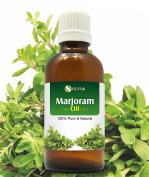MARJORAM OIL 100% NATURAL PURE UNDILUTED UNCUT ESSENTIAL OIL 50ML